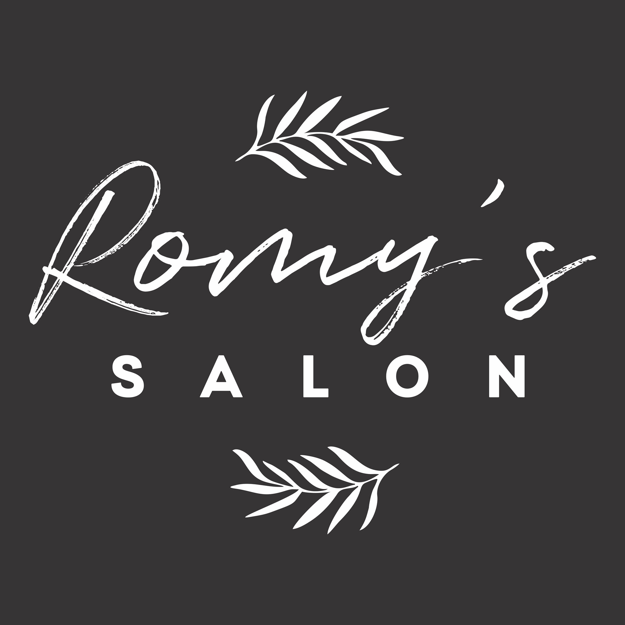Romy's Salon logo