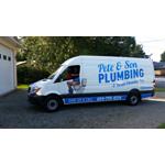 Pete & Son Plumbing & Drain Cleaning Ltd logo