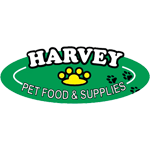 Harvey Pet Food & Supplies logo