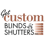Get Custom Blinds & Shutters Inc logo
