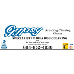 Gypsy Rug Cleaner logo