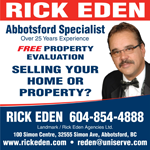 Rick Eden Personal Real Estate Corporation  logo