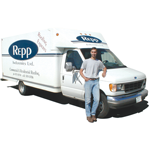 Repp Industries Roofing Ltd logo