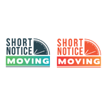 Short Notice Moving logo