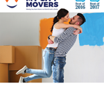 My City Movers logo