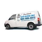 Garry Richard's Water Heaters Only logo