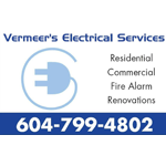 Vermeer's Electrical Services logo