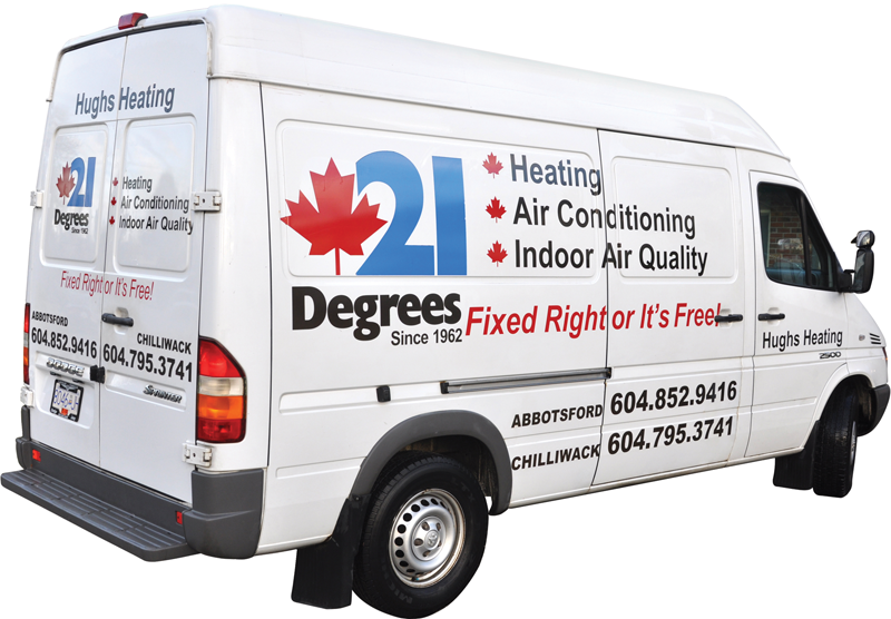 Photo uploaded by Hughs Heating & Air Conditioning