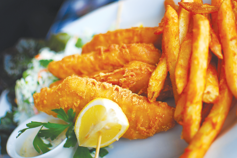 Photo uploaded by Austin House Fish & Chips