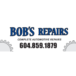 Bob's Auto Repairs logo