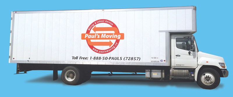 Photo uploaded by Paul's Moving & Labour Services Ltd