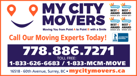 Print Ad of My City Movers