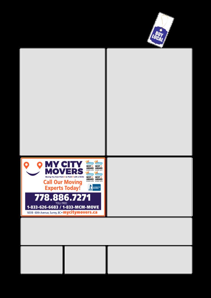 My City Movers logo
