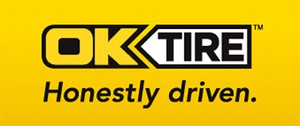 OK Tire Auto Service logo