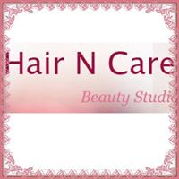 Hair N Care Beauty Studio logo