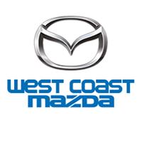 West Coast Mazda logo
