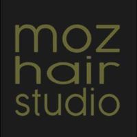 Moz Hair Studio logo