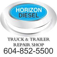 Horizon Diesel Truck & Trailer Services Ltd logo