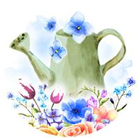 Floretta Flower Studio & Crafts logo