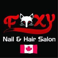 Foxy Nail & Hair Salon logo