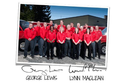 Photo uploaded by Lewis Maclean Plumbing Heating Air Conditioning