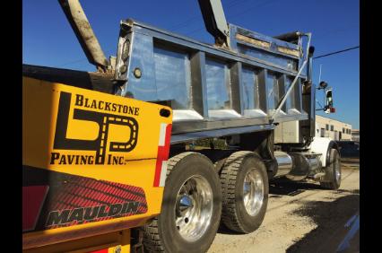 Photo uploaded by Blackstone Paving Inc