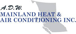 ADW Mainland Heat & Air Conditioning Inc logo