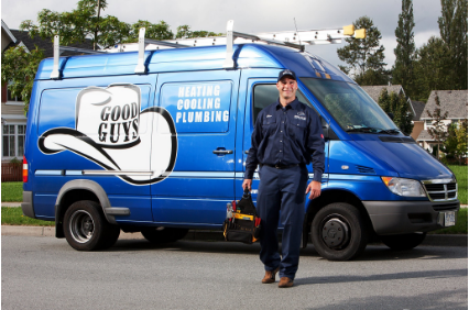 Photo uploaded by Good Guys Heating Cooling & Plumbing Ltd