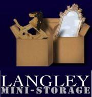 Photo uploaded by Langley Mini Storage