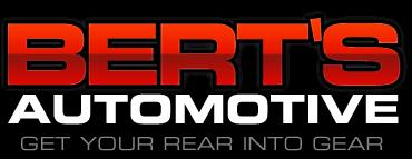 Bert's Automotive Transmissions logo
