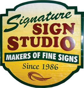 Photo uploaded by Signature Sign Studio