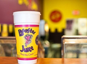 Photo uploaded by Booster Juice