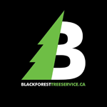 Black Forest Tree Service Ltd logo