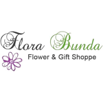 Flora Bunda Flower & Gift Shoppe logo
