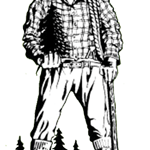 Paul Bunyan Tree Service logo