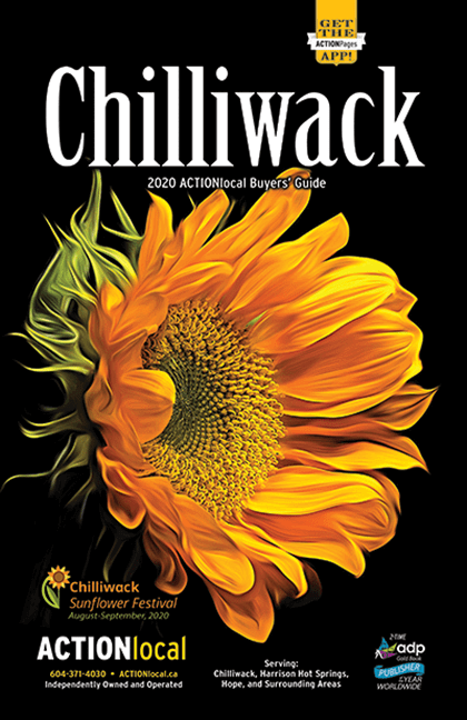 Chilliwack Print Directory Cover