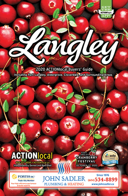 Langley Print Directory Cover