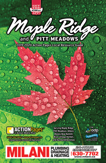 Maple Ridge Print Directory Cover