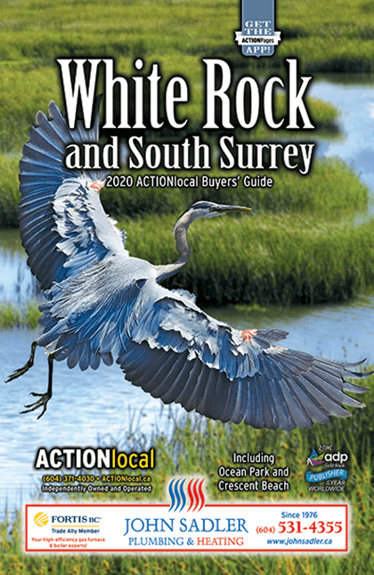White Rock Print Directory Cover